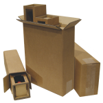 3 Bottle Securus Box 24x8x33 cm